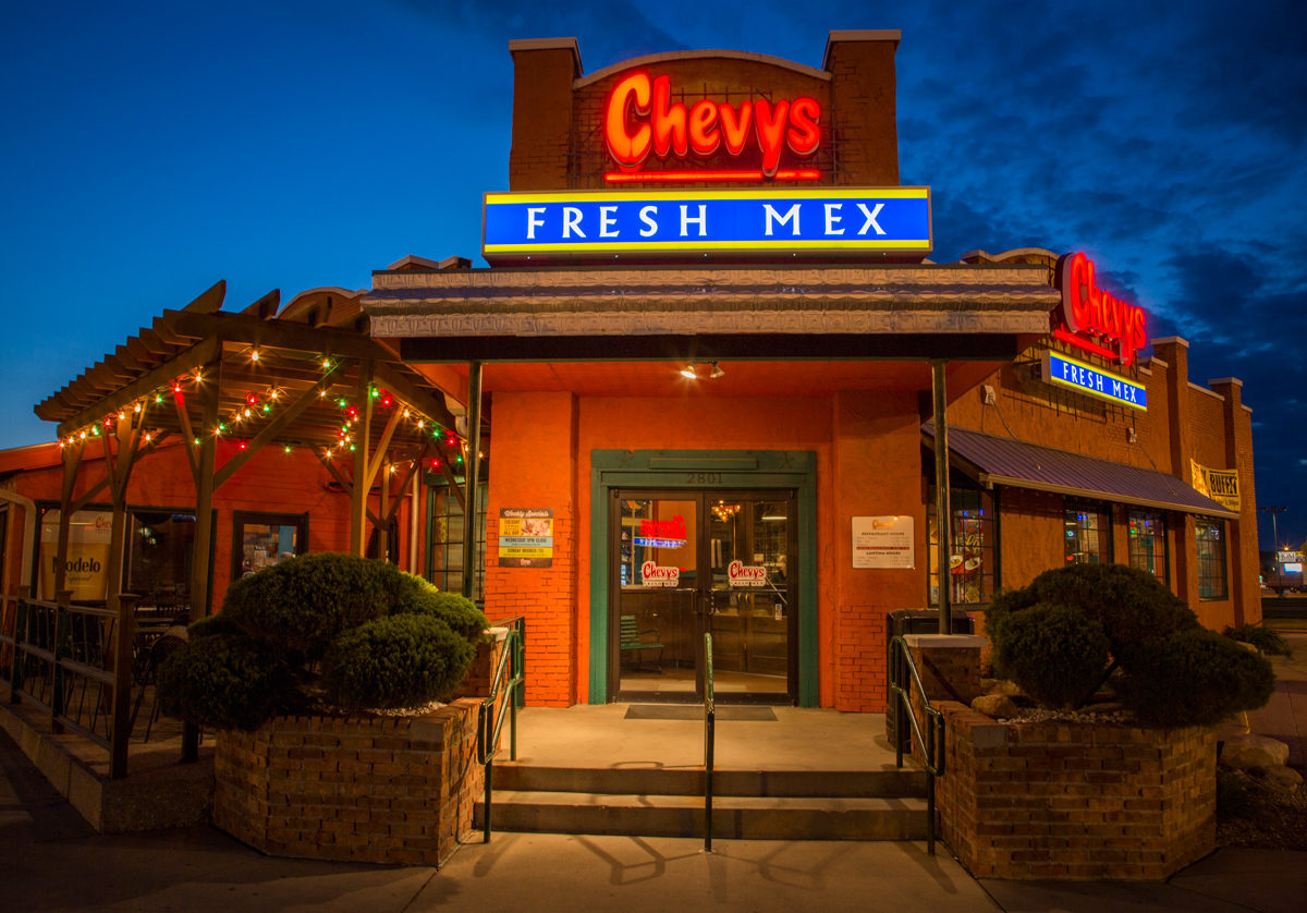 Chevys Fresh Mex Sioux Falls South Dakota